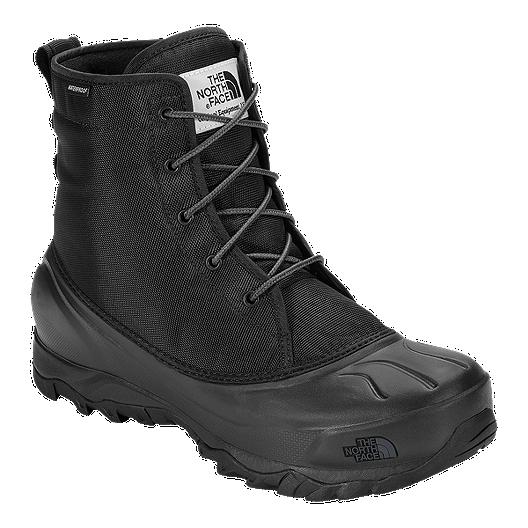 c4d88cc9a The North Face Men's Tsumoru Winter Boots - Black/Grey