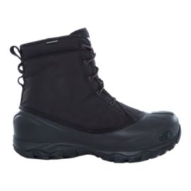 The North Face Men's Tsumoru Winter Boots - Black/Grey