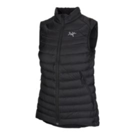 Arc'teryx Women's Cerium LT Down Insulated Vest - Black