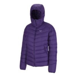 Arc'teryx Women's Thorium AR Down Hooded Jacket - Azalea - Prior Season