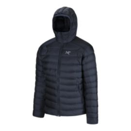 Arc'teryx Men's Cerium LT Down Hooded Jacket - Nocturne