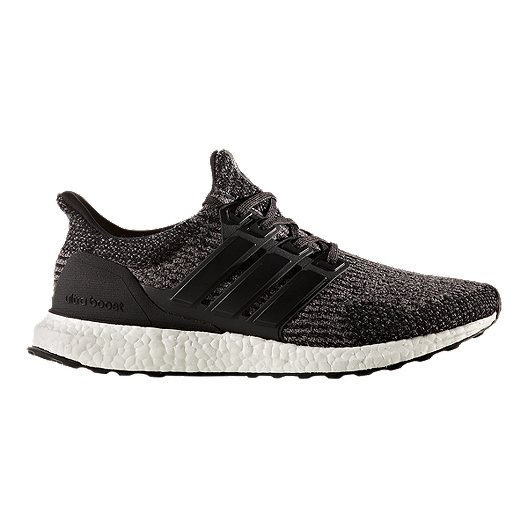 1084c3d64022a adidas Men s Ultra Boost Running Shoes - Black White