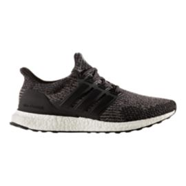 adidas Men's Ultra Boost Running Shoes - Black/White