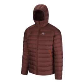 Arc'teryx Men's Cerium LT Down Hooded Jacket - Pompeii - Prior Season