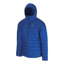 Arc'teryx Men's Cerium LT Down Hooded Jacket - Rigel - Prior Season