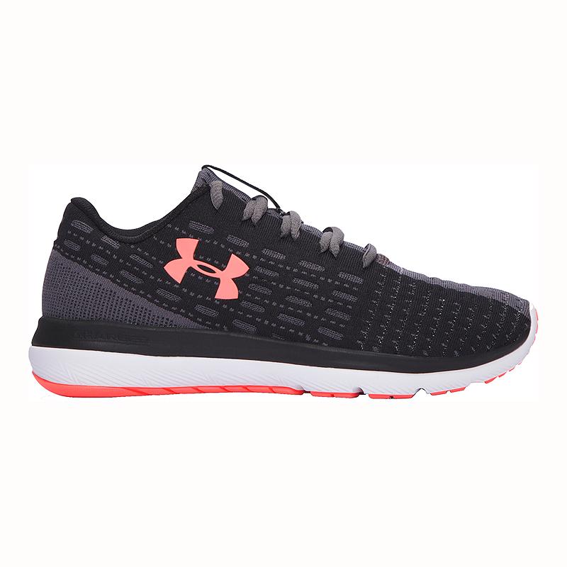 9f6e34a71a7c74 Under Armour Women s Threadborne Slingflex Running Shoes - Black Pink