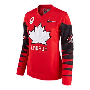 2a04d9f5 Team Canada Nike Women's Fan Hockey Jersey