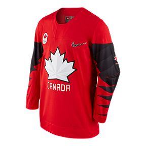 Team Canada Nike Hockey Jersey - Red e49df1b4c05