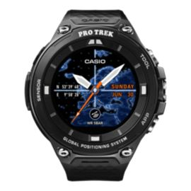 Casio Pro Trek Smart Watch-Black