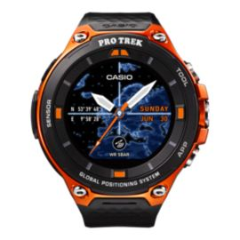 Casio Pro Trek Smart Watch-Orange