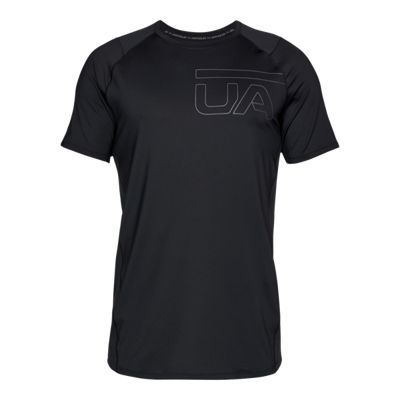 Under Armour Men's Raid 2.0 Short Sleeve Training Shirt