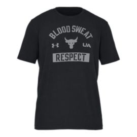 Under Armour Men's Project Rock BSR Training T Shirt