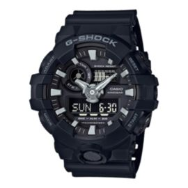 Casio G-Shock GA-700 Watch - Black