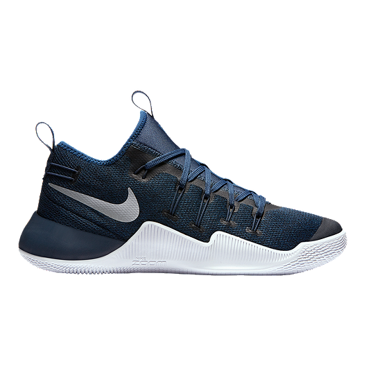 huge discount 2062e 53b11 Nike Men s Hypershift Basketball Shoes - Squad Blue Silver White   Sport  Chek