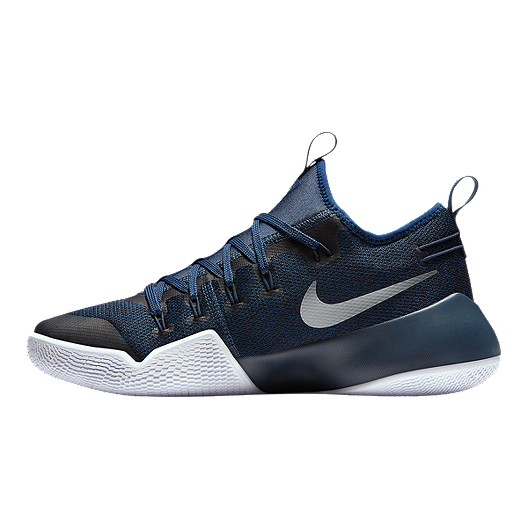 c3e3ea2bd5d4 Nike Men s Hypershift Basketball Shoes - Squad Blue Silver White ...