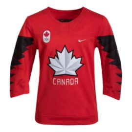 Team Canada Nike Kids' Hockey Jersey