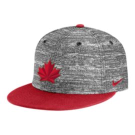 Team Canada Nike True Heathered Hat