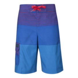 Firefly Boys' Epic Junior Trunk Swim Shorts