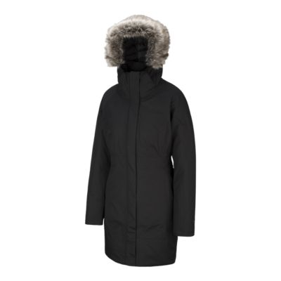 The north face arctic down parka women's 5