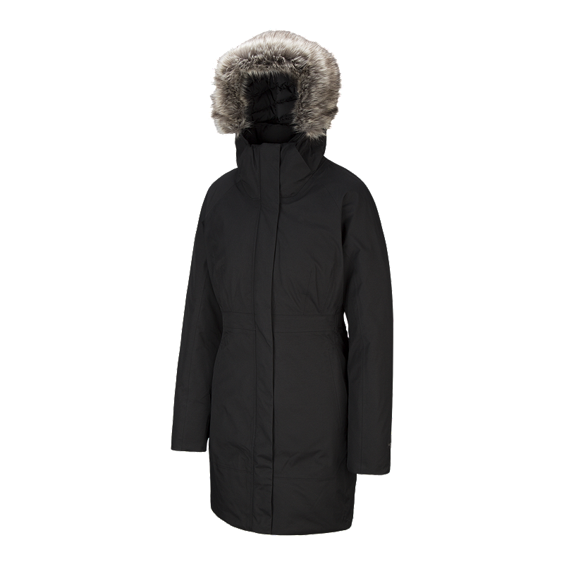 the north face women 39 s arctic down parka sport chek. Black Bedroom Furniture Sets. Home Design Ideas