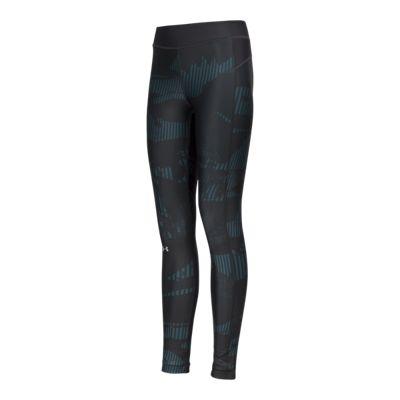 Under Armour Women's HeatGear Printed Leggings
