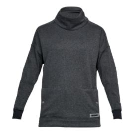 Under Armour Women's Sweater Fleece Funnel Neck Pullover Top