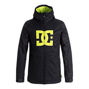 DC Boys' Story Insulated Jacket