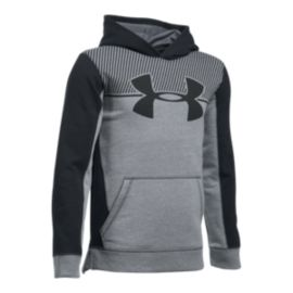 Under Armour Boys' Threadborne™ Blocked Hoodie