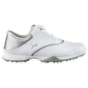 c56df135baff PUMA Women s Blaze Disc Golf Shoes - White Silver