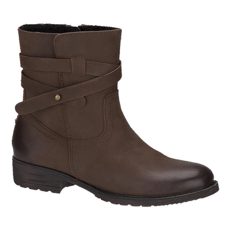 72167c44a73e McKINLEY Women s Sydney Boots - Dark Brown