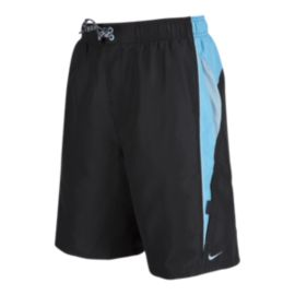 Nike Men's Core Contend 9 Inch Volley Shorts - Chlorine Blue