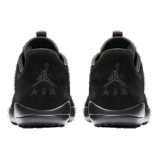 9727d1c9afd3f3 Nike Men s Jordan Eclipse Leather Basketball Shoes - Black