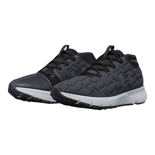 half off 3710d 0a685 Under Armour Men's Charged Reactor Running Shoes - Black