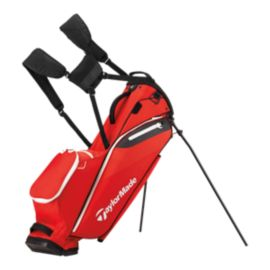 TaylorMade Flextech Lite Stand Bag - Red
