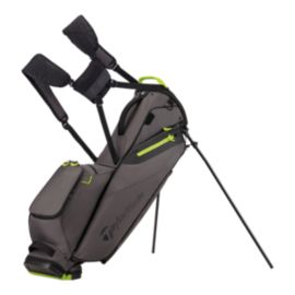 TaylorMade Flextech Lite Golf Bag - Green/Grey