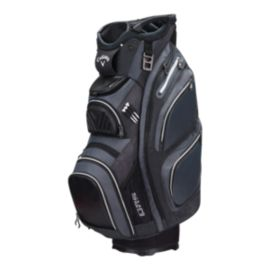 Callaway Org. 15 Cart Bag - Black/Silver