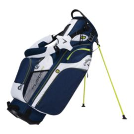 Callaway Fusion 14 Stand Bag - Blue/White/Green