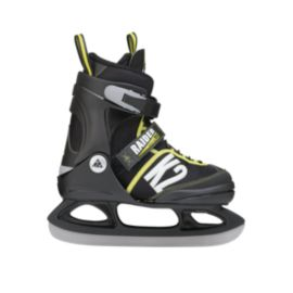K2 Raider Kid's Adjustable Ice Skates