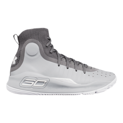 37918232ff0 ... coupon code for under armour kids curry 4 grade school basketball shoes  grey white sport chek