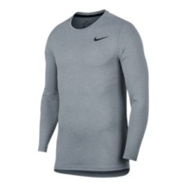 Nike Men's Breathe Hyperdry Long Sleeve Shirt