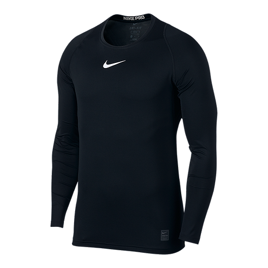 f181daea Nike Men's Pro Cool Fitted Long Sleeve Shirt | Sport Chek