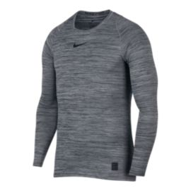 Nike Men's Pro Cool Long Sleeve Shirt