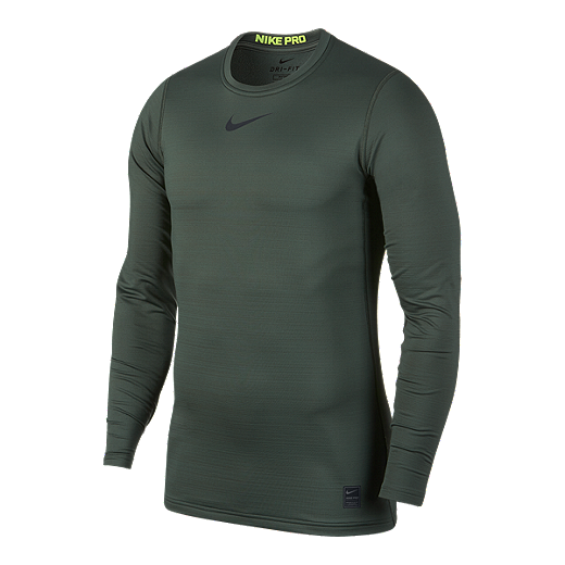 5d682aeae Nike Men's Pro Warm Long Sleeve Shirt | Sport Chek