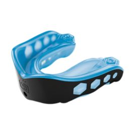 Shock Doctor Gel Max Convertible Mouth Guard Adult - Blue/Black