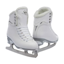 Jackson 180 SoftSkate Figure Skates - Fleece