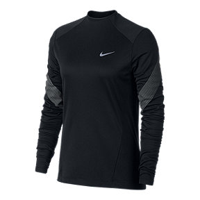 Nike Dry Women's Flash Miler Long Sleeve Running Shirt