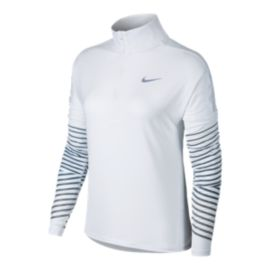 Nike Dry Women's Element Flash Long Sleeve Running Shirt