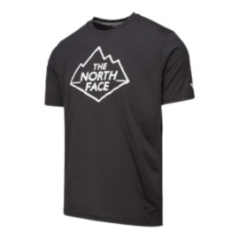 The North Face Mountain Athletics Men's Reaxion Outdoor Graphic T Shirt - Black