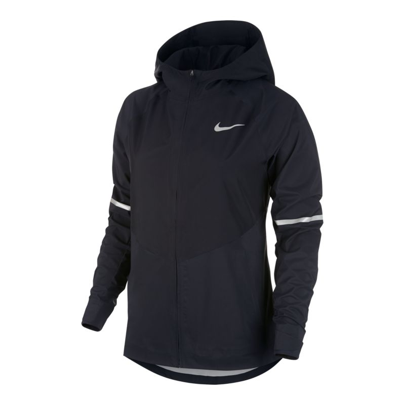 Nike Women's Zonal AeroShield Hooded Running Jacket ...