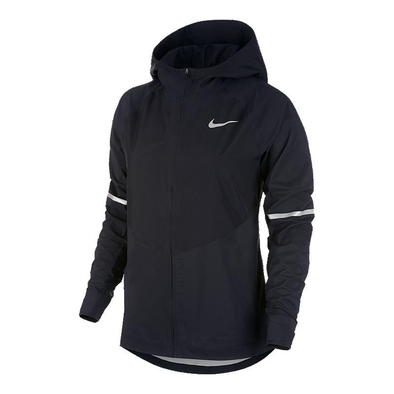 Nike Aeroshield Gloves: Nike Women's Zonal AeroShield Hooded Running Jacket